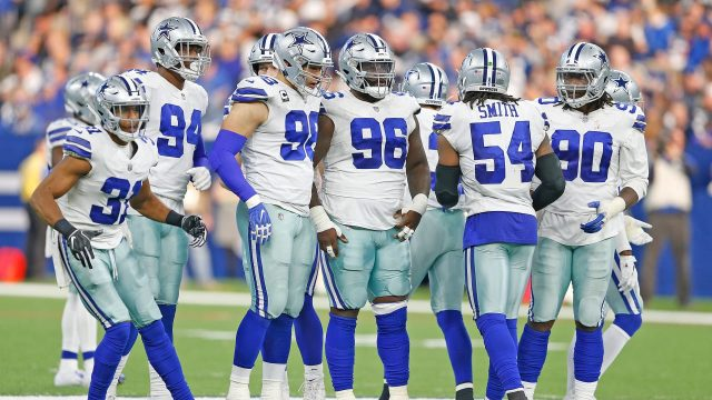 Defensa Dallas Cowboys