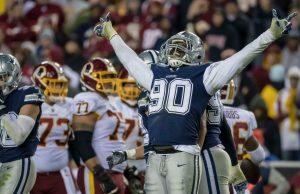 NFL: Dallas Cowboys @ Washington Redskins
