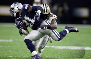 Zeke vs Saints