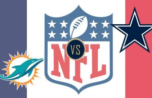 Cowboys vs Delfines