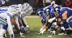 Cowboys vs Gigantes