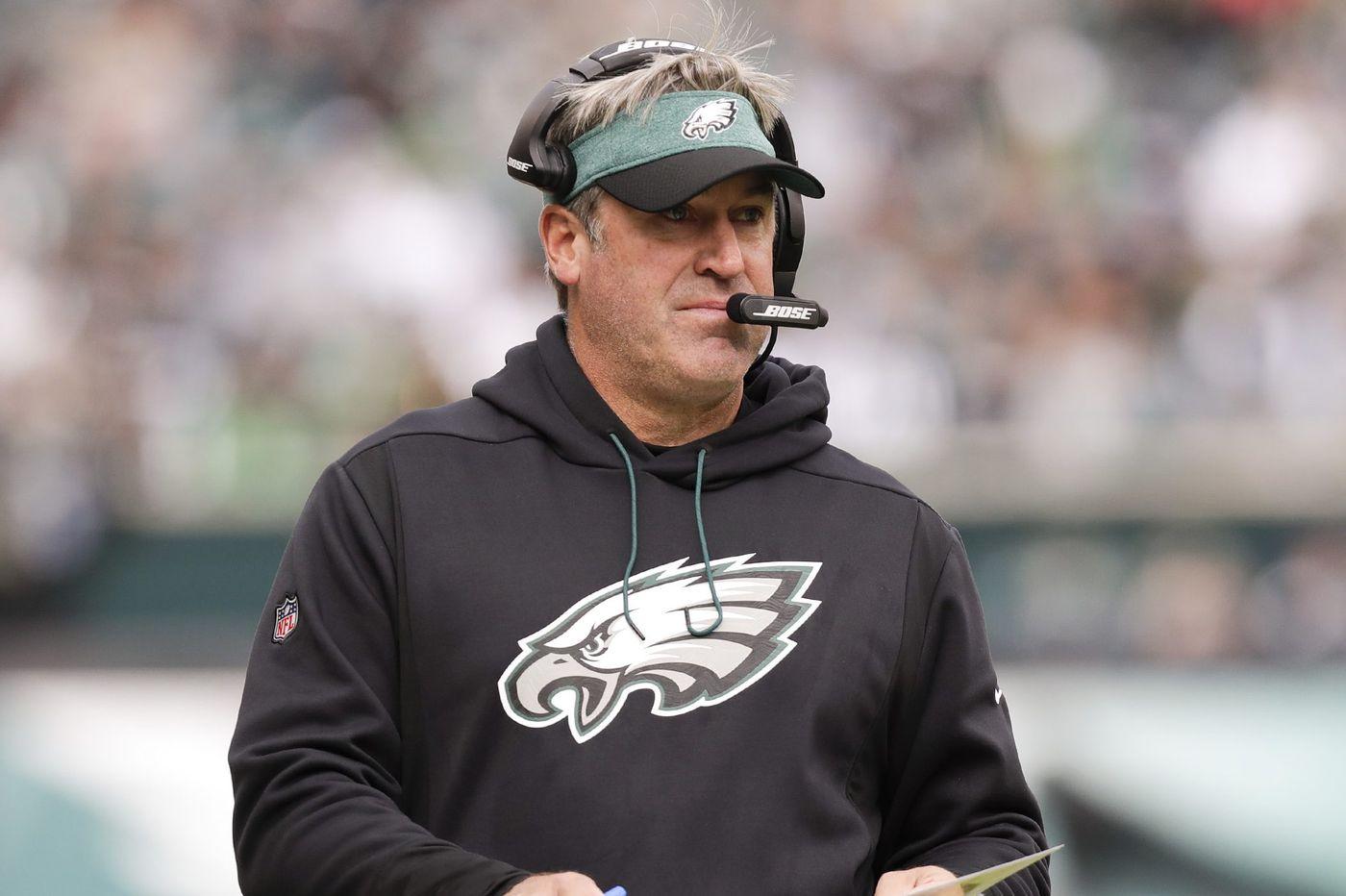 Doug Pederson es despedido por las Águilas tras cinco años