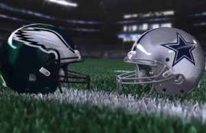 Cowboys vs Eagles