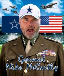 General Mike McCarthy