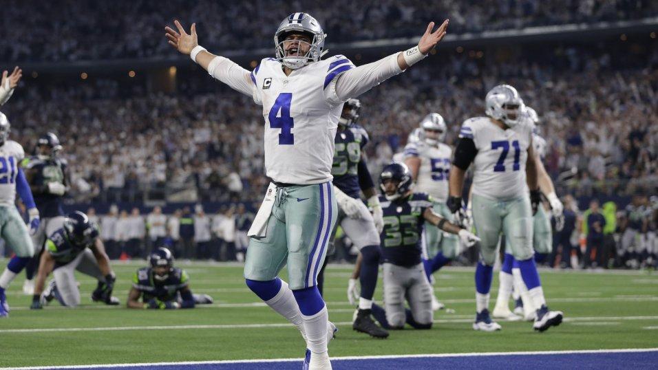 Seattle mantiene el invicto tras firmar triunfo de alarido sobre Dallas
